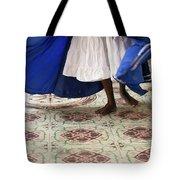 Dancer Cuba Tote Bag