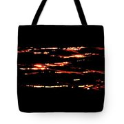Dancing Light At Sunrise Three  Tote Bag