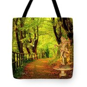 Dancing Zombie 16 Tote Bag