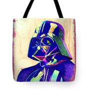 Darth Vader Tote Bag by Kyle Willis
