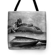 Dash And Splash Tote Bag