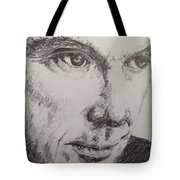David Byrne  Tote Bag