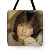 David Cassidy, Actor Tote Bag
