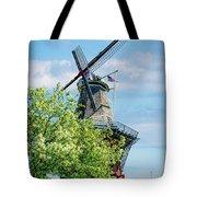 De Zwaan Windmill Tote Bag