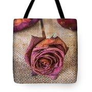 Dead Rose Tote Bag