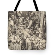 Death Of The Virgin Tote Bag