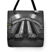 Death Slide Tote Bag