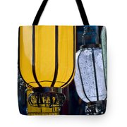 Decorative Lanterns Tote Bag