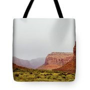 Deep Valley Tote Bag