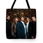 Deer Tick Portrait By Anna Webber Tote Bag