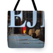 Deje Tote Bag by Contemporary Luxury Fine Art