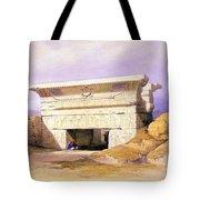 Dendera Temple Complex, 1938 Tote Bag