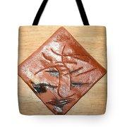 Depths - Tile Tote Bag