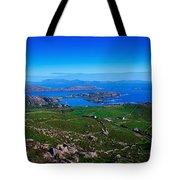 Derrynane Harbour, Caherdaniel, Ring Of Tote Bag