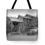 Desert Car By Sheri Harvey Shargraphics.com Tote Bag