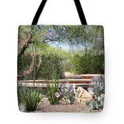 Desert Garden Tote Bag