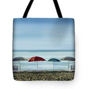 Deserted Beach. Tote Bag