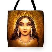 Devi Darshan Tote Bag