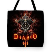 Diablo IIi Tote Bag