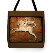 Diana The Huntress Tote Bag
