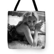 Diane Kruger Tote Bag
