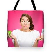 Diet Pills For Women Tote Bag