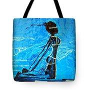 Dinka Lady - South Sudan Tote Bag