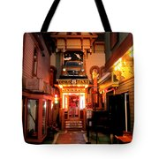 Dinks Taxi 1 Tote Bag