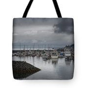 Discovery Harbour Tote Bag