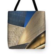 Disney Hall Abstract 2 Tote Bag