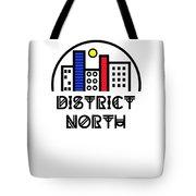 District North Tote Bag