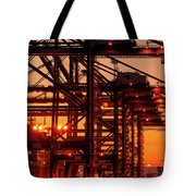 Docks Tote Bag