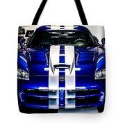 Dodge Viper Tote Bag