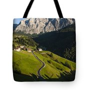 Dolomiti Landscape Tote Bag