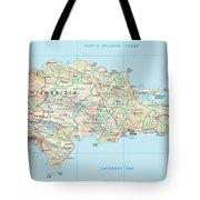 Dominican Republic 2 Tote Bag
