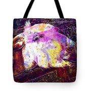 Donkey Livestock Beast Of Burden  Tote Bag