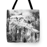 Donner Summit Tote Bag