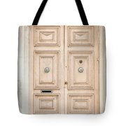 Doors Of The World 71 Tote Bag