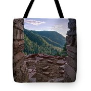 Doorway To The World Tote Bag