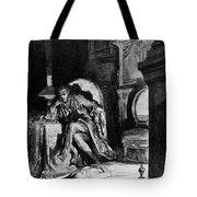 DorÉ: The Raven, 1882 Tote Bag by Granger