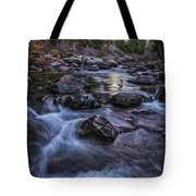 Down River Tote Bag