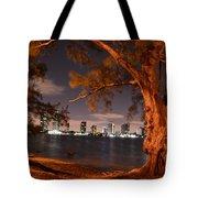 Downtown Miami Tote Bag