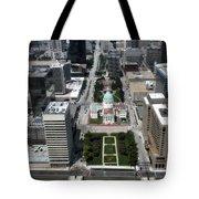 Downtown St Louis Tote Bag