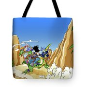 Dragon Ball Z Tote Bag