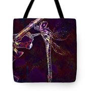 Dragonfly Insect Winged Insect  Tote Bag