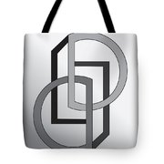 Drawn2shapes5 Tote Bag