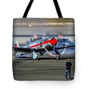 Dreadnought Startup Tote Bag