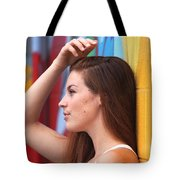Dream Of A Woman Tote Bag