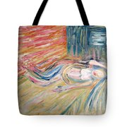 Dream Woman Tote Bag