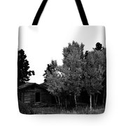 Dreaming In Monochrome Tote Bag